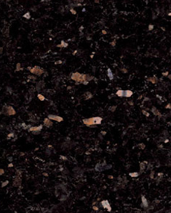 Black Golden Galaxy Granite